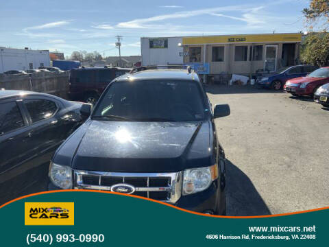 2009 Ford Escape for sale at Mix Cars in Fredericksburg VA