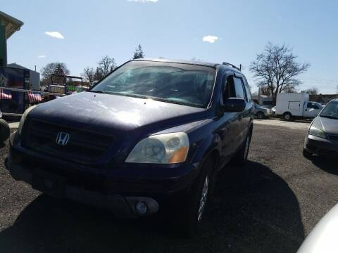 2004 Honda Pilot for sale at 2 Way Auto Sales in Spokane Valley WA