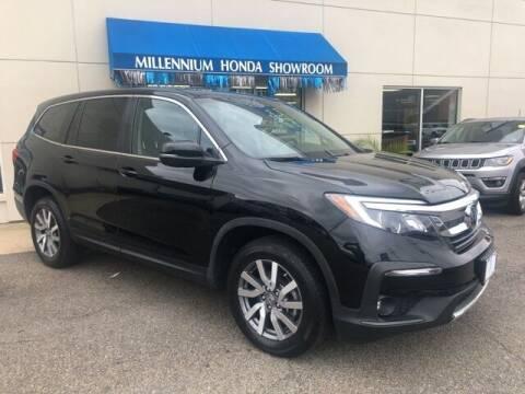 2019 Honda Pilot for sale at MILLENNIUM HONDA in Hempstead NY
