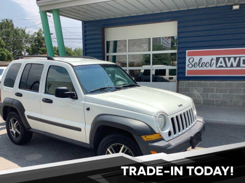 2007 Jeep Liberty for sale at Select AWD in Provo UT