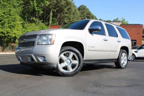 2008 Chevrolet Tahoe for sale at Atlanta Unique Auto Sales in Norcross GA
