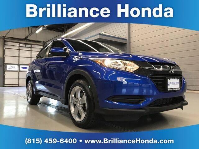 2018 Honda HR-V for sale in Crystal Lake, IL
