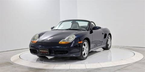 2000 Porsche Boxster for sale at Mershon's World Of Cars Inc in Springfield OH