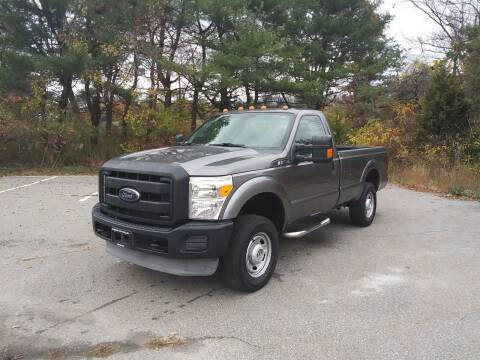 2013 Ford F-250 Super Duty for sale at Westford Auto Sales in Westford MA