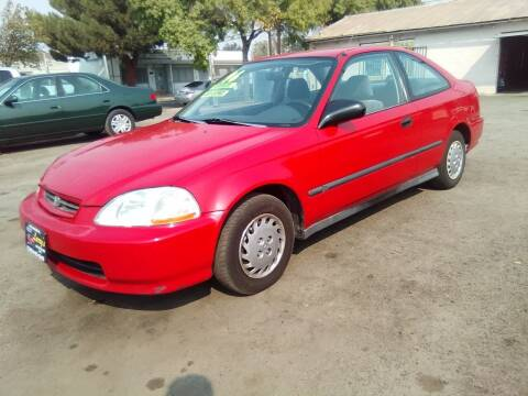 1996 Honda Civic for sale at Larry's Auto Sales Inc. in Fresno CA