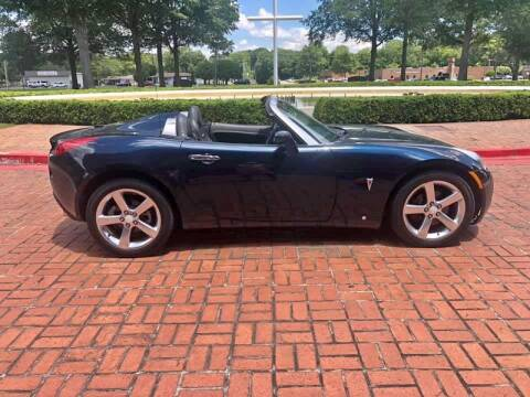 2007 Pontiac Solstice for sale at AUTOMOTIVE SPECIALISTS in Decatur AL