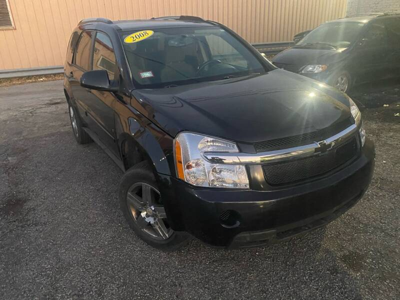 2008 Chevrolet Equinox for sale at Some Auto Sales in Hammond IN