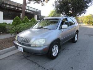 2001 Lexus RX 300 for sale at Inspec Auto in San Jose CA