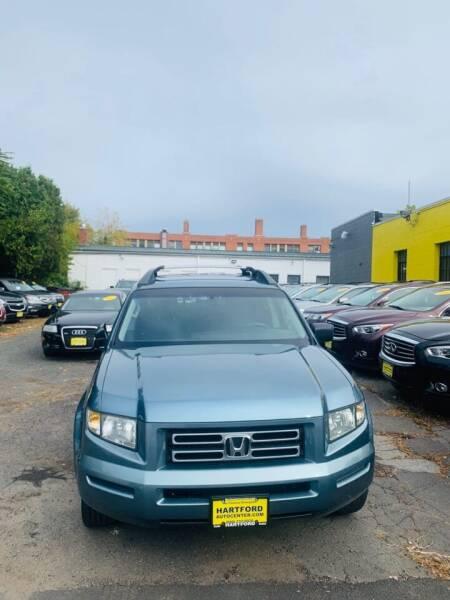 2006 Honda Ridgeline for sale at Hartford Auto Center in Hartford CT