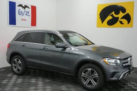 2021 Mercedes-Benz GLC for sale at Carousel Auto Group in Iowa City IA