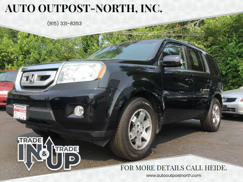 2011 Honda Pilot for sale at Auto Outpost-North, Inc. in McHenry IL