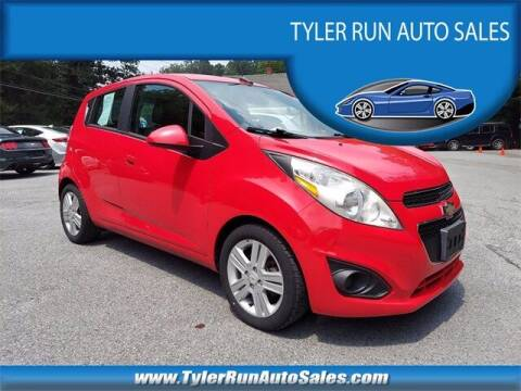 2013 Chevrolet Spark for sale at Tyler Run Auto Sales in York PA