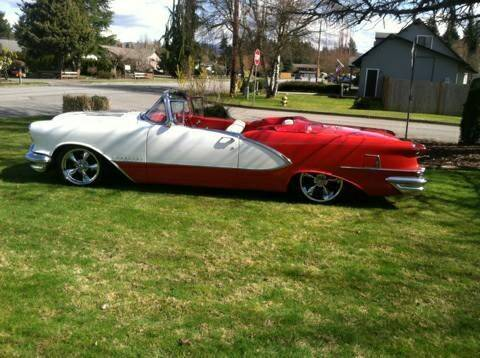 1956 Oldsmobile Ninety-Eight for sale at Haggle Me Classics in Hobart IN