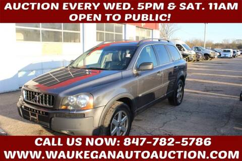 2006 Volvo XC90 for sale at Waukegan Auto Auction in Waukegan IL