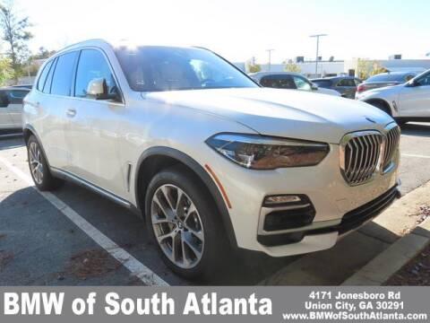 2019 BMW X5 for sale at Carol Benner @ BMW of South Atlanta in Union City GA