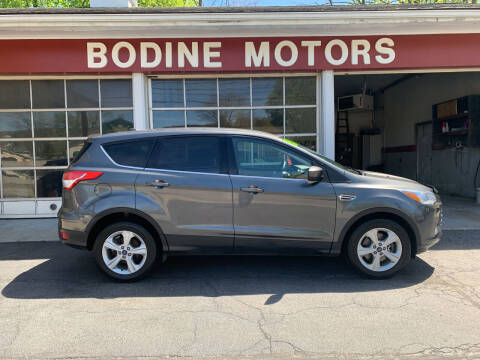 2015 Ford Escape for sale at BODINE MOTORS in Waverly NY