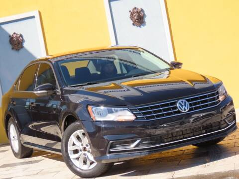 2018 Volkswagen Passat for sale at Paradise Motor Sports LLC in Lexington KY