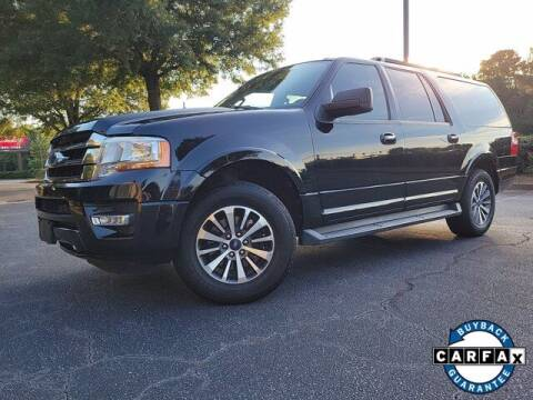 2017 Ford Expedition EL for sale at Carma Auto Group in Duluth GA