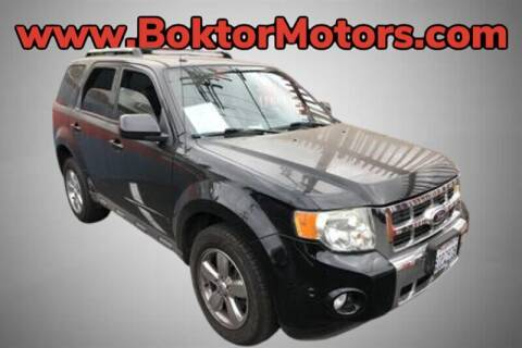 2010 Ford Escape for sale at Boktor Motors in North Hollywood CA