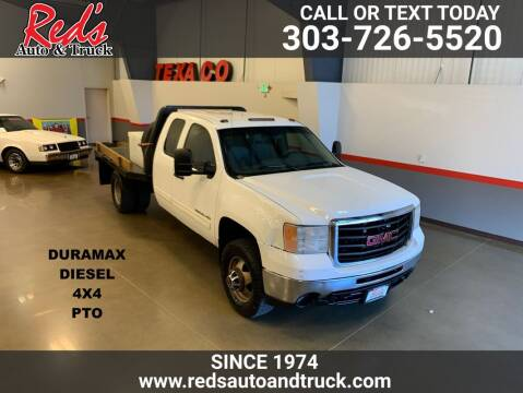 2008 GMC Sierra 3500HD for sale at Red's Auto and Truck in Longmont CO