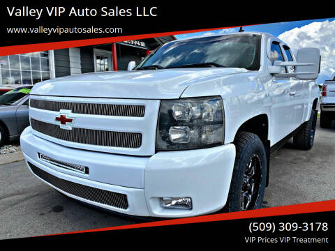 2011 Chevrolet Silverado 1500 for sale at Valley VIP Auto Sales LLC in Spokane Valley WA