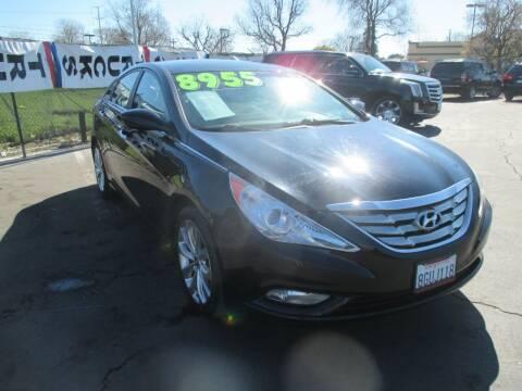 2011 Hyundai Sonata for sale at Quick Auto Sales in Modesto CA
