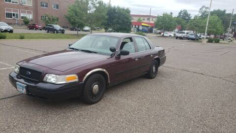 2005 Ford Crown Victoria for sale at Twin City Auto Exchange LLC in Minneapolis MN