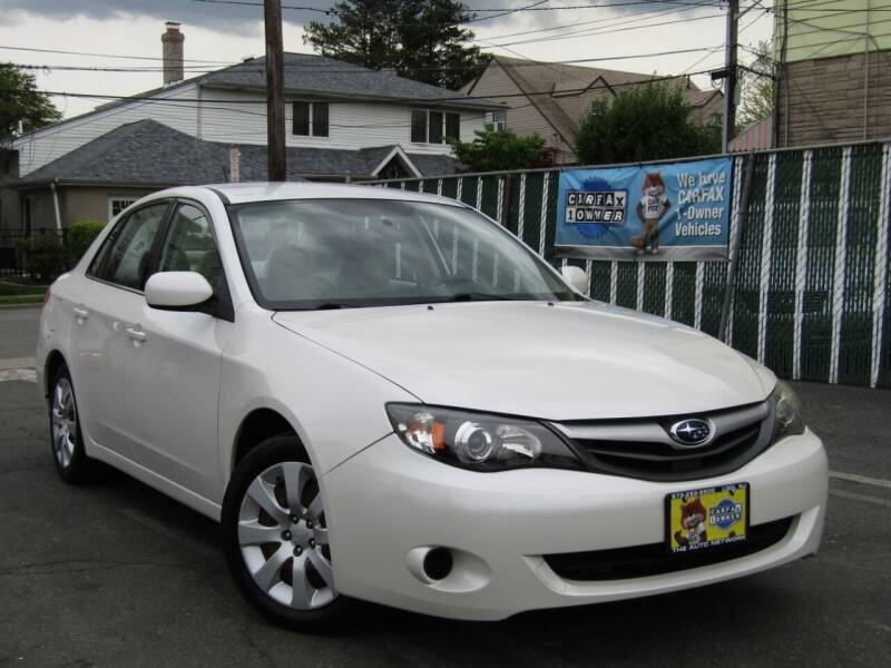 2010 Subaru Impreza for sale at The Auto Network in Lodi NJ