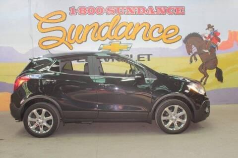 2014 Buick Encore for sale at Sundance Chevrolet in Grand Ledge MI