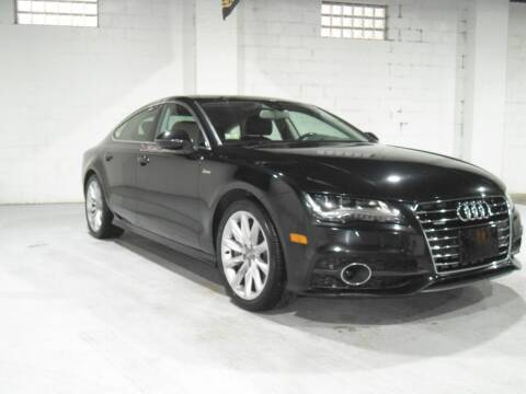 2012 Audi A7 for sale at Ohio Motor Cars in Parma OH