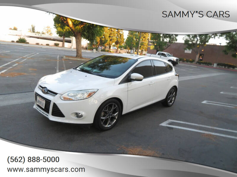 """2014 Ford Focus for sale at SAMMY""""S CARS in Bellflower CA"""