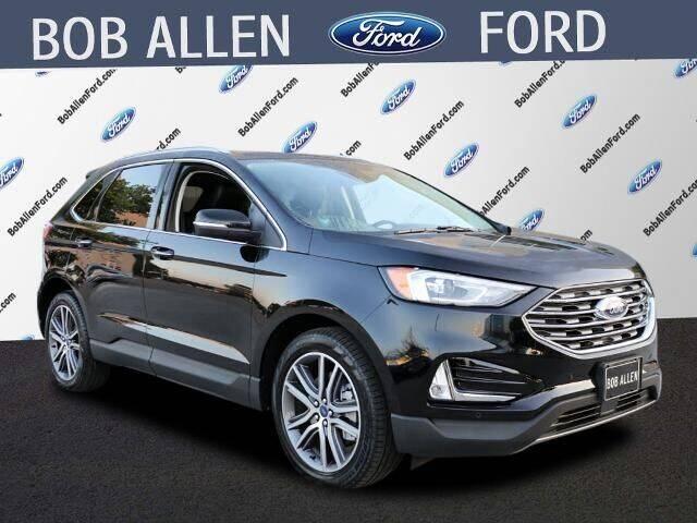 2021 Ford Edge for sale in Ottawa, KS