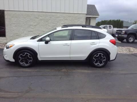 2015 Subaru XV Crosstrek for sale at Bruns & Sons Auto in Plover WI