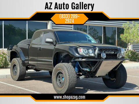 2005 Toyota Tacoma for sale at AZ Auto Gallery in Mesa AZ