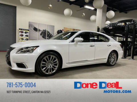 2014 Lexus LS 460 for sale at DONE DEAL MOTORS in Canton MA