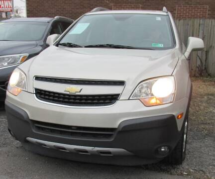 2014 Chevrolet Captiva Sport for sale at Express Auto Sales in Lexington KY