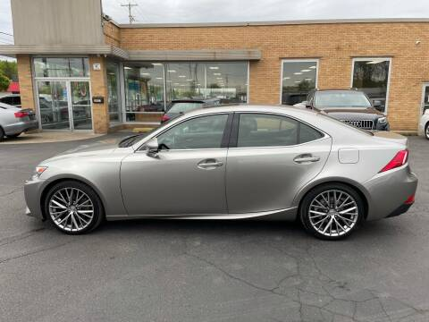 2014 Lexus IS 250 for sale at Auto Sport INC in Grand Rapids MI