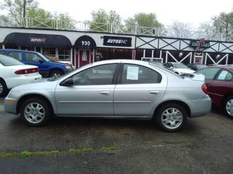 2004 Dodge Neon for sale at Autos Inc in Topeka KS
