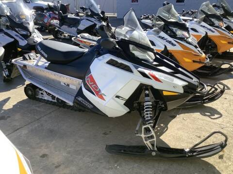 2018 Polaris 600 INDY® ES for sale at Road Track and Trail in Big Bend WI