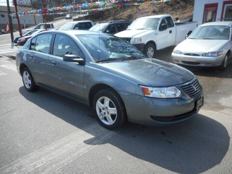 2007 Saturn Ion for sale at Ricciardi Auto Sales in Waterbury CT