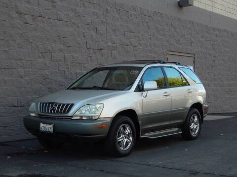 2003 Lexus RX 300 for sale at Gilroy Motorsports in Gilroy CA
