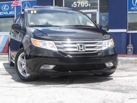 2011 Honda Odyssey for sale at VIP AUTO ENTERPRISE INC. in Orlando FL