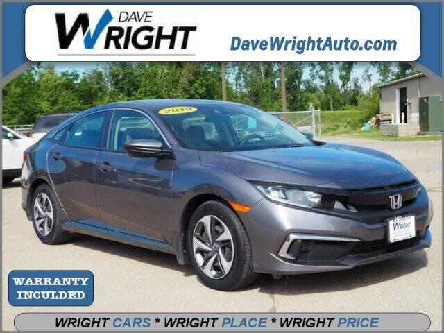 2019 Honda Civic for sale in Marshalltown, IA