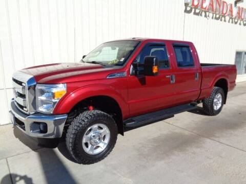 2016 Ford F-250 Super Duty for sale at De Anda Auto Sales in Storm Lake IA