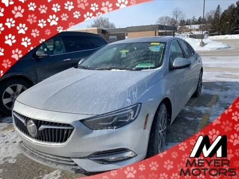 2019 Buick Regal Sportback for sale at Meyer Motors in Plymouth WI