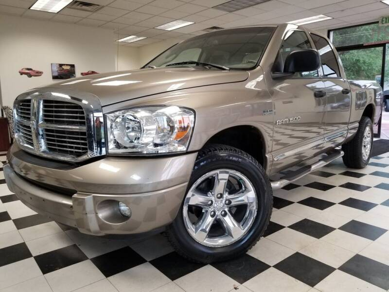 2007 Dodge Ram Pickup 1500 for sale at Cool Rides of Colorado Springs in Colorado Springs CO