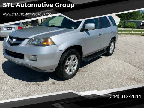 2005 Acura MDX for sale at STL Automotive Group in O'Fallon MO