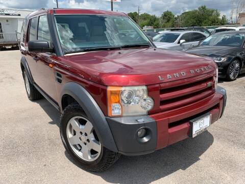 2005 Land Rover LR3 for sale at KAYALAR MOTORS in Houston TX