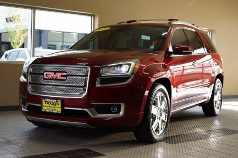 2016 GMC Acadia for sale at Jeremy Sells Hyundai in Edmonds WA