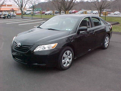 2007 Toyota Camry for sale at North Hills Auto Mall in Pittsburgh PA